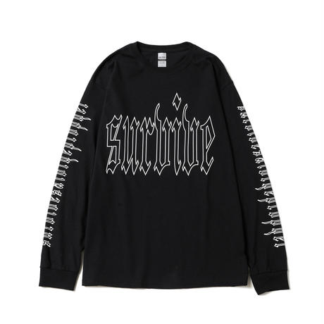 Survive Said The Prophet / OLD ENGLISH L/S TEE