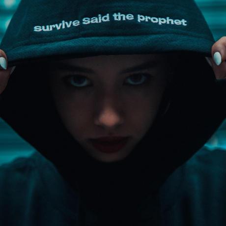 Survive Said The Prophet / MINIMAL HOODIE