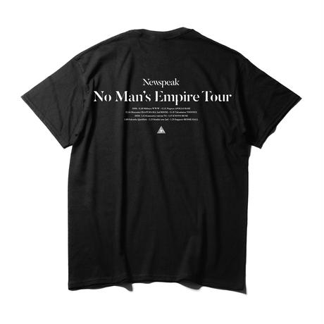 Newspeak / NME TOUR GRAPHIC T-SHIRT