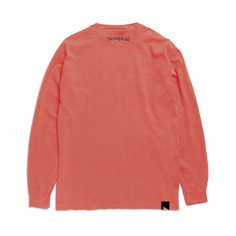 Newspeak / STITCHING LONG T-SHIRT