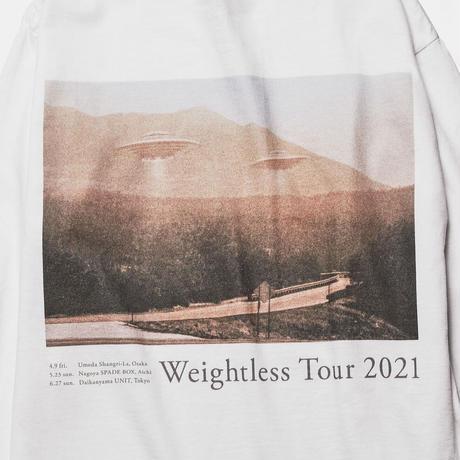 """Newspeak / """"Weightless Tour 2021"""" LONG T-SHIRT"""