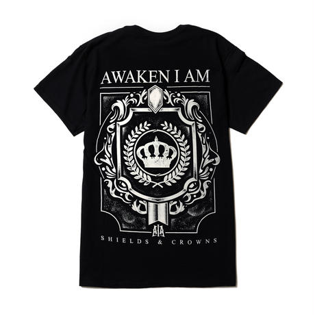 Awaken I Am / Shields & Crowns T SHIRT