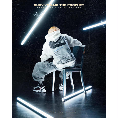 Survive Said The Prophet / REDEFINE TOUR HOODIE (WHITE)