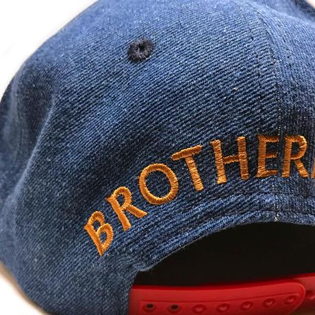 ZESTONE RECORDS / BROTHERHOOD TOUR SNAPBACK