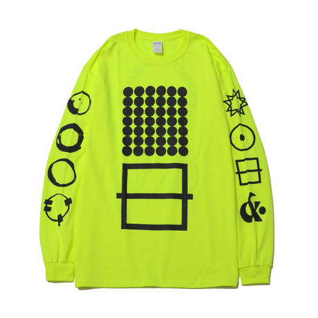 Survive Said The Prophet / NEW STANDARD L/S TEE (SAFETY YELLOW)