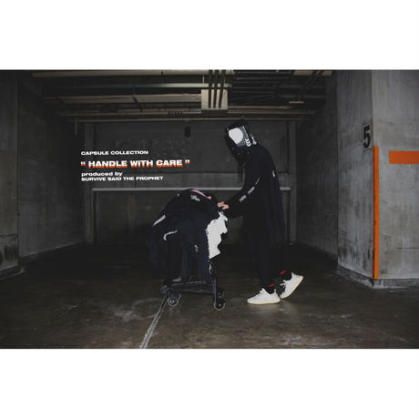 "Survive Said The Prophet / "" HANDLE WITH CARE "" Capsule collection [D]"