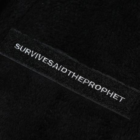 Survive Said The Prophet / SURVIVE SAID THE PROPHET FUR JACKET (BLACK)