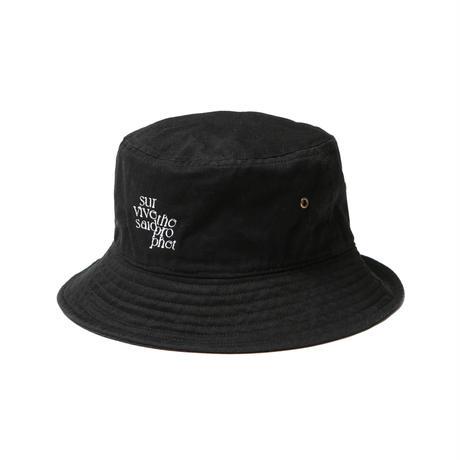 【ZESTONLINE限定販売】Survive Said The Prophet / BUCKET CAMPING HAT