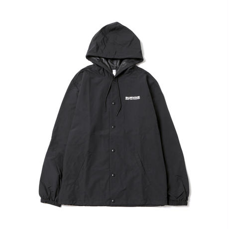 Survive Said The Prophet / WATER PROOF COACH JKT (BLACK)