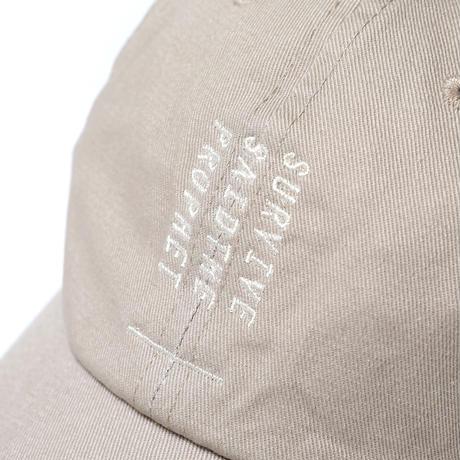 Survive Said The Prophet / DAD CAP (BEIGE)