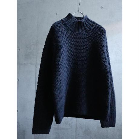vintage KENZO  heavy wool knit