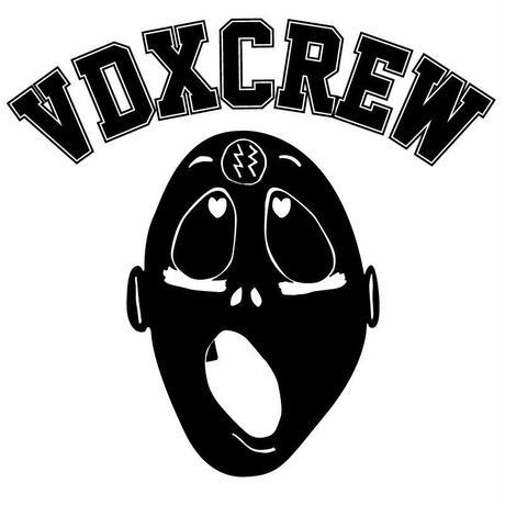 VDX LS CREW TEE