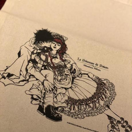 🌹『毒姫』タイアップオリジナルグッズ🌹トートバッグ/リコリス&カイト