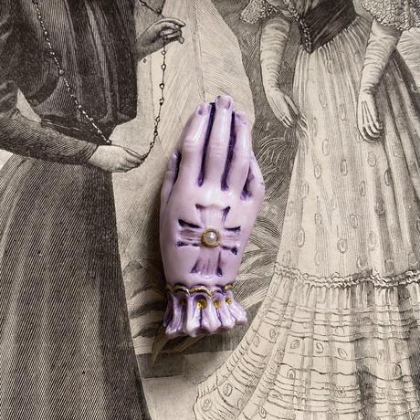 貴婦人の手(パルフェタムール )