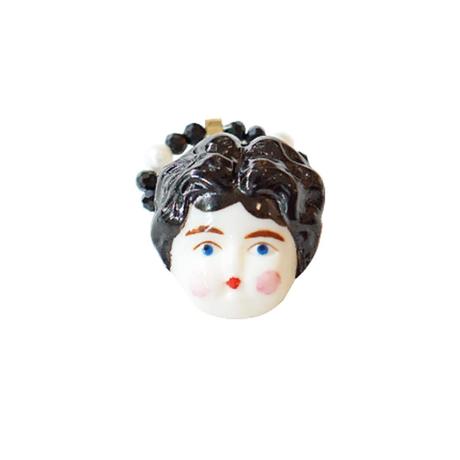 Big Head Doll Ring-ビッグ・ヘッド・ドール・リング-
