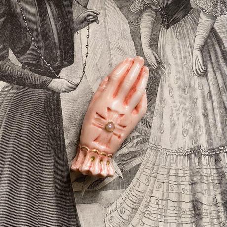 貴婦人の手(ロゼシャンパーニュ)