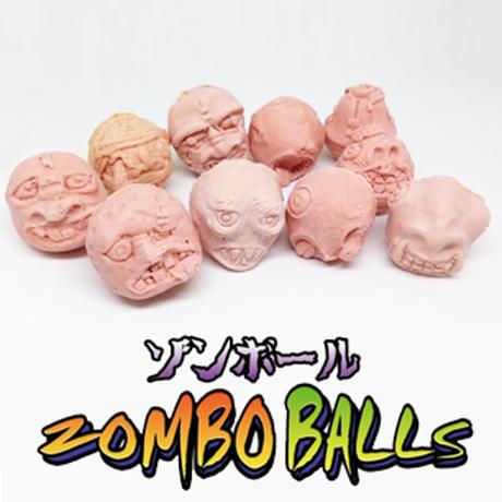 【part1】ゾンボール(消しゴム版)・全10種