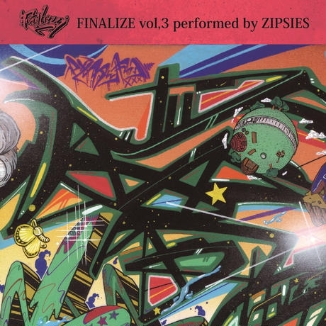 Finalize vol.3 (CD)