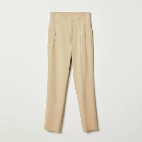 high-waist 2darts pants