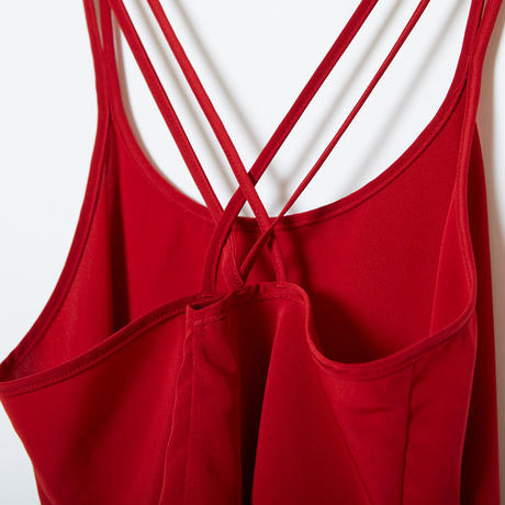 cross back camisole