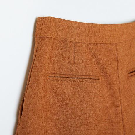 tuck short pants