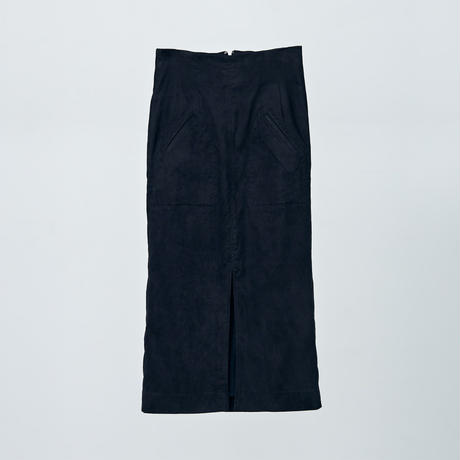 high wasted pencil skirts / black