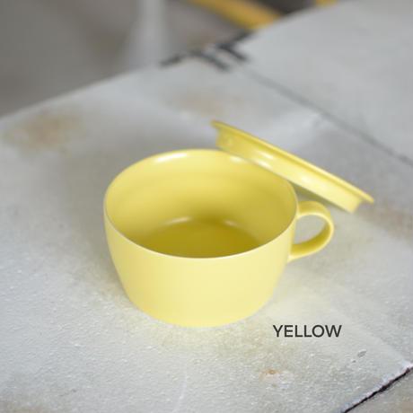 蓋付スープカップL プレーン
