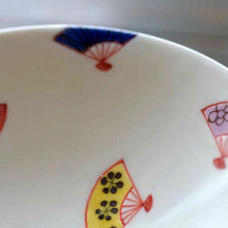 平碗 扇子