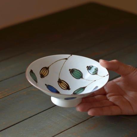 平碗 クコノミ(桃色、藍色)