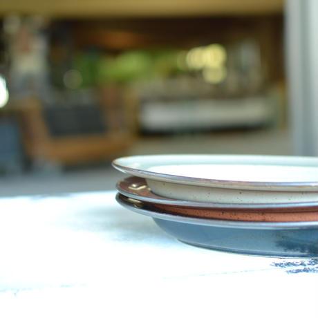 トリム皿 オーバル アルチザナ