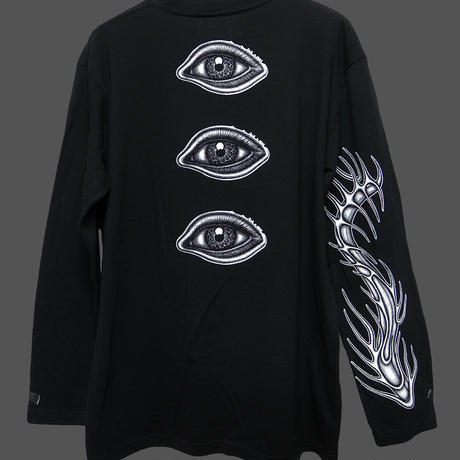 ZENMAI Long sleeve Black×White