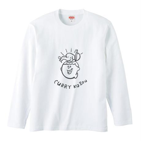 カレーこぞうロングTシャツ