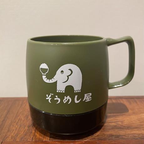ぞうめし屋マグカップ