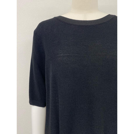 summer knit【St023-BLK】