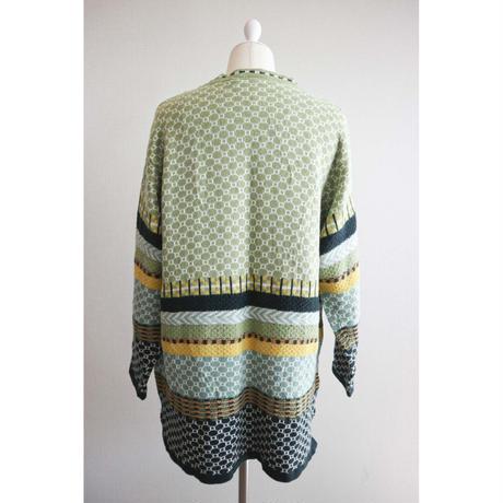 euro vintage knit [Vk018]