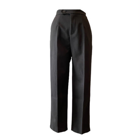soft touch tapered pants -BRK M-【Sp003-BLK】