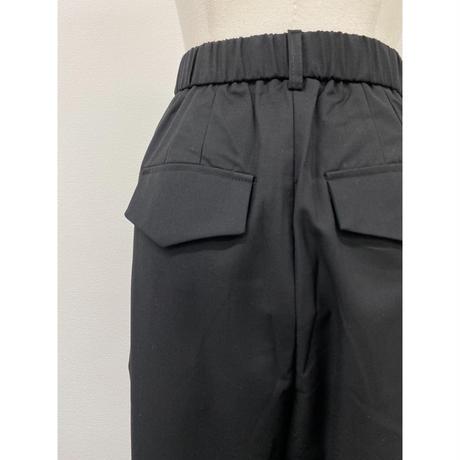 high waist wide pants【Sp007】