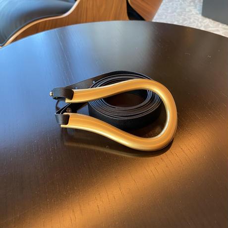【即納】zoutoneko.select big buckle belt【Si078】