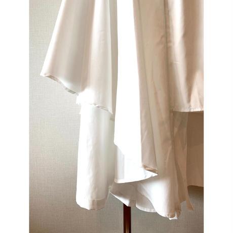 design wide pants【Sp004-WHT】