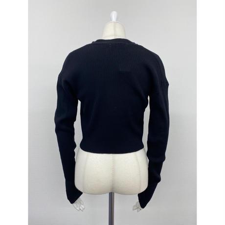 short rib cardigan【So006】