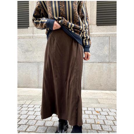 vintage long skirt  [Vs064]