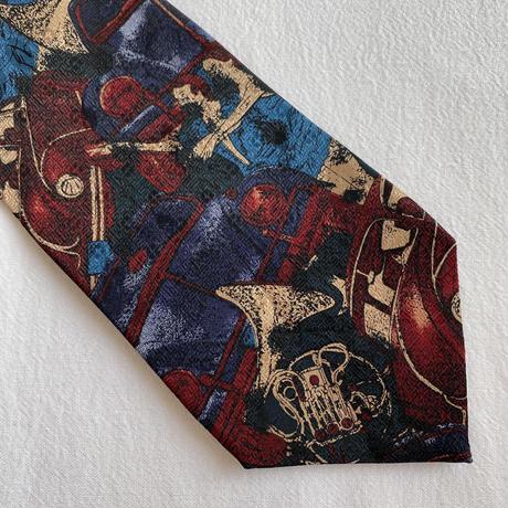 vintage necktie [Vi215]