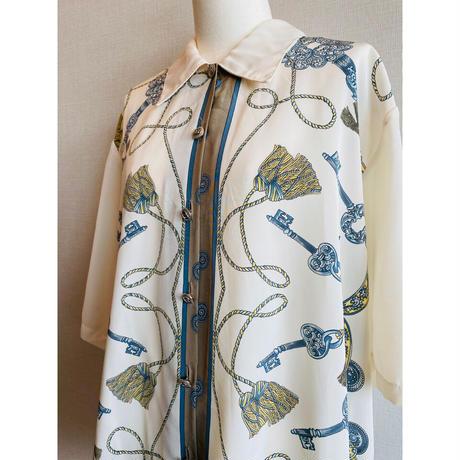 vintage short sleeve shirt [Vsl108]