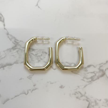 square pierce【Si107】