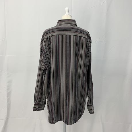 vintage corduroy shirt【V104】