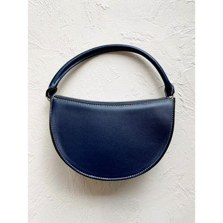 By color 2way bag【Si095-GRN】