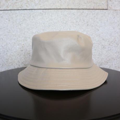 bucket hat - beige-【Si080-BEG】