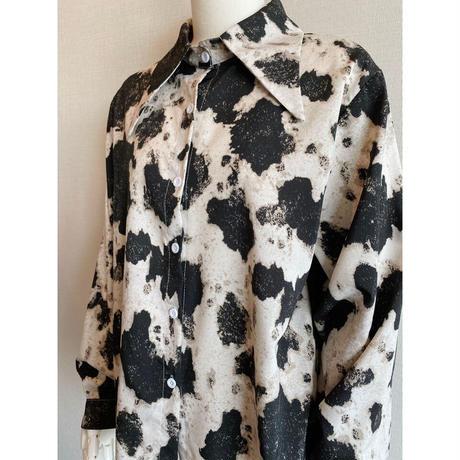 Barry more collar shirt【St012】