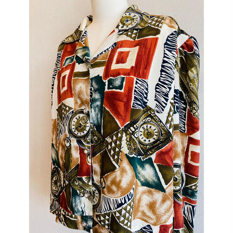 vintage long sleeve shirt [Vsl091]