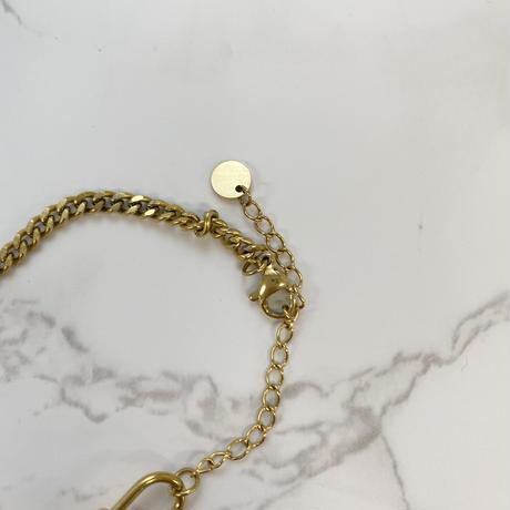 chain bracelet【Si109】